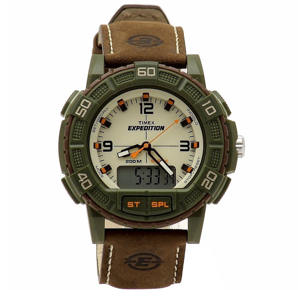 Timex Expedition Shock XL Men's Chronograph 200m Water ... |Timex Expedition Digital Watches Men