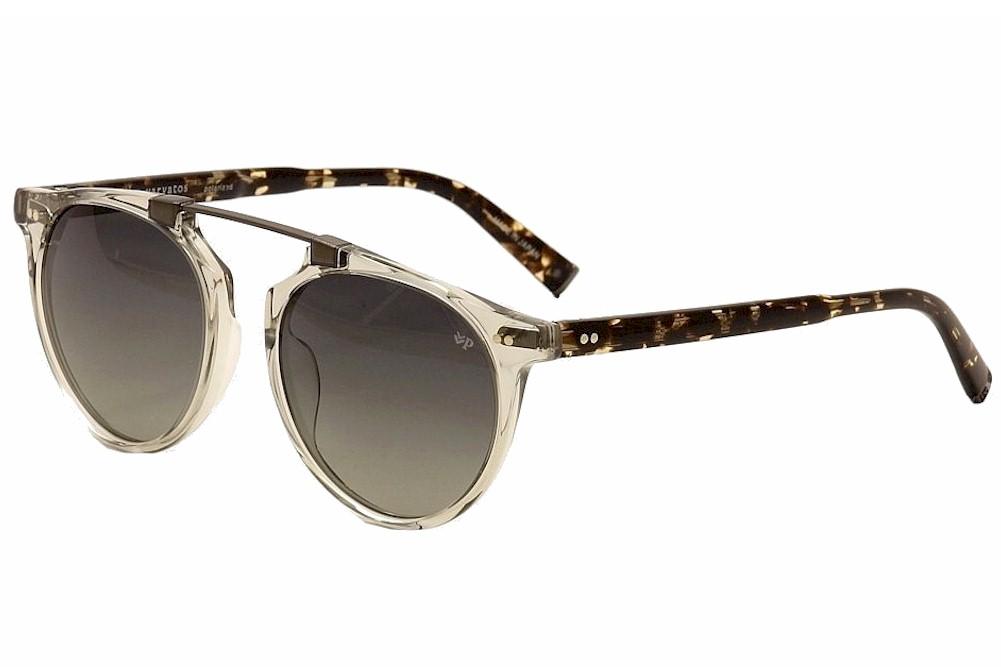 72739af24a John Varvatos Men s V602 V 602 Grey Crystal Fashion Sunglasses 52mm ...