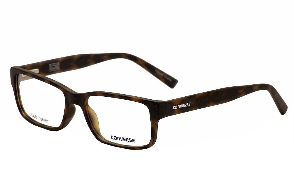Converse Eyeglasses Q046 Q/046 Matte Tortoise Full Rim Optical Frame ...