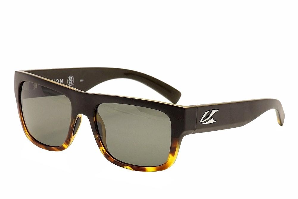 6289fa3feb987 Kaenon Polarized Montecito Matte Black Shiny Tortoise G12 Sunglasses ...
