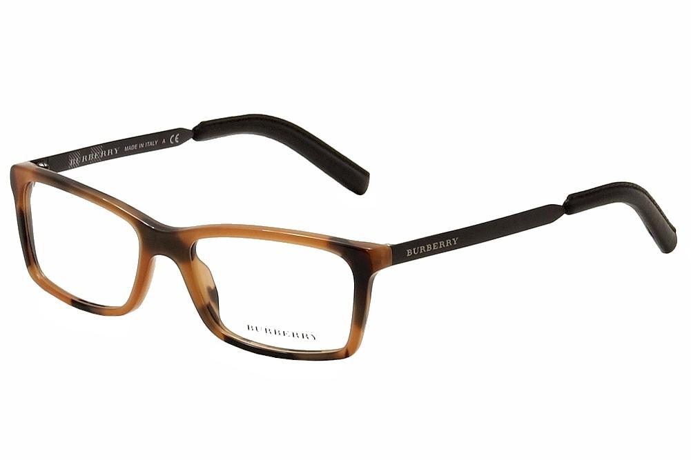 43a7954044 Burberry Men s Eyeglasses BE2159-Q BE 2159-Q 3518 Amber Black ...