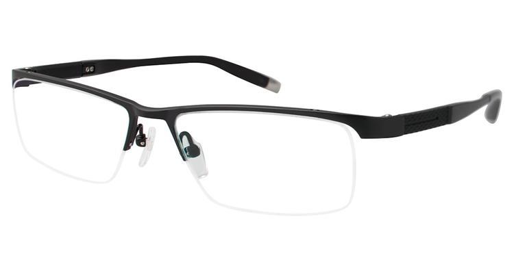 b60c563671 Charmant Z Men  39 s Eyeglasses ZT11791R ZT 11791R Titanium Half Rim Optical