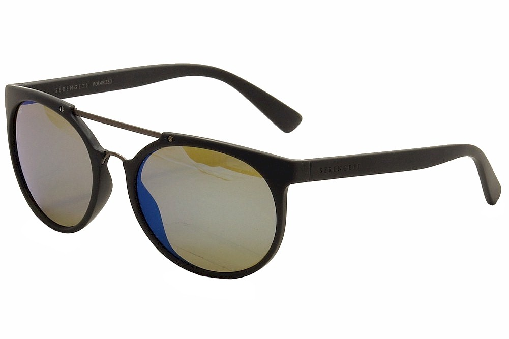 799cf70abeed Serengeti Lerici 8354 Sanded Dark Grey Gunmetal Fashion Polarized ...