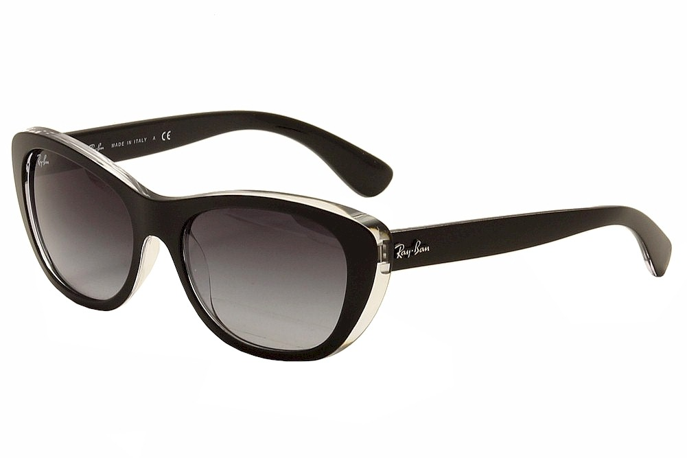 Ray Ban Women's RB4227 RB/4227 RayBan 6052/8G Black ...