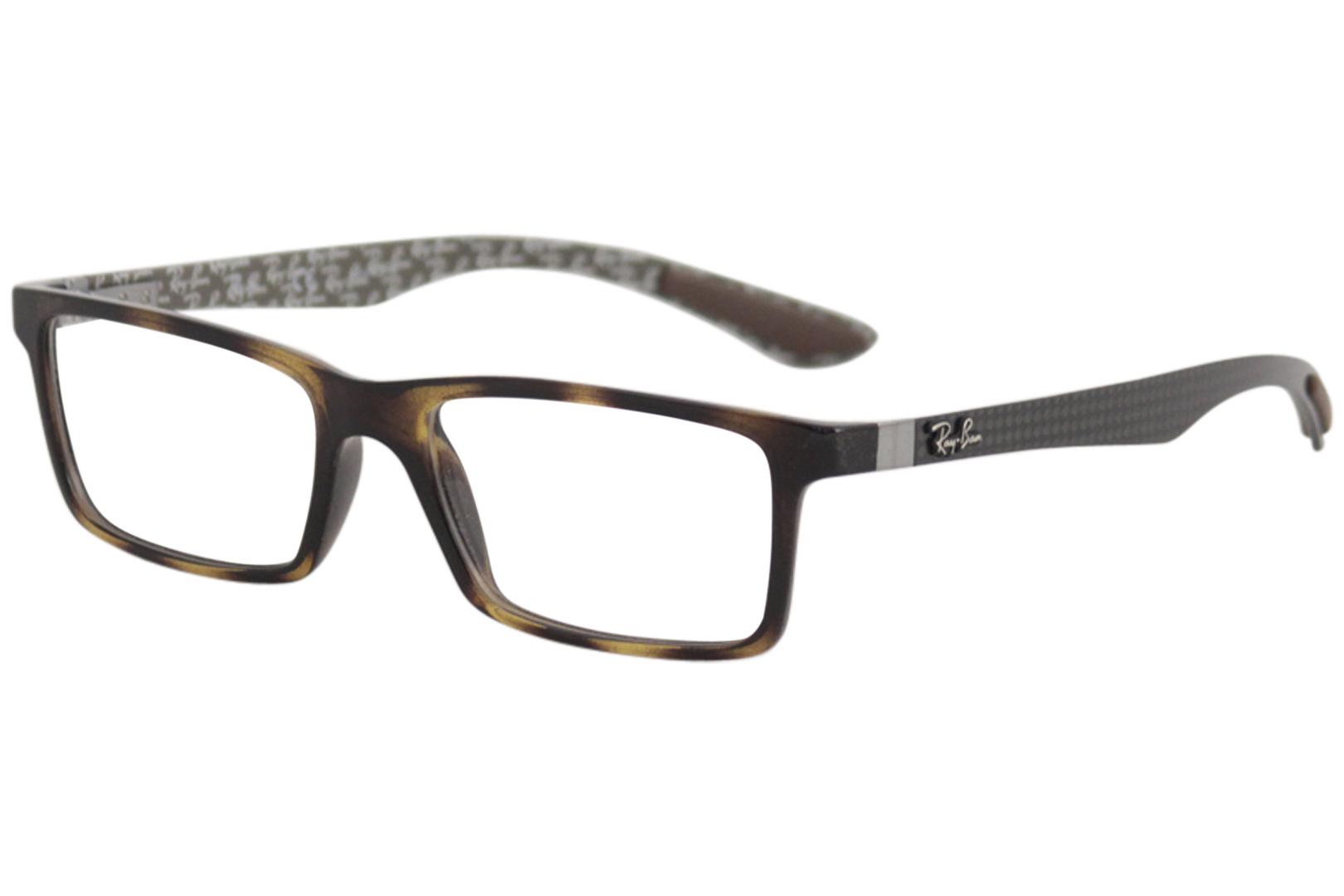 ba9964de5b Ray Ban Tech Eyeglasses RB8901 RX 8901 RayBan 5846 Havana Optical ...