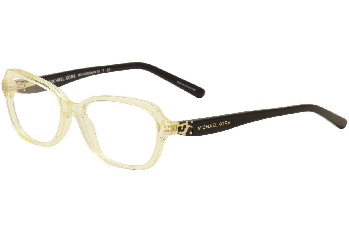 12f7f80c70 Michael Kors Eyeglasses Sadie IV MK4025 MK4025 3086 Champagne ...
