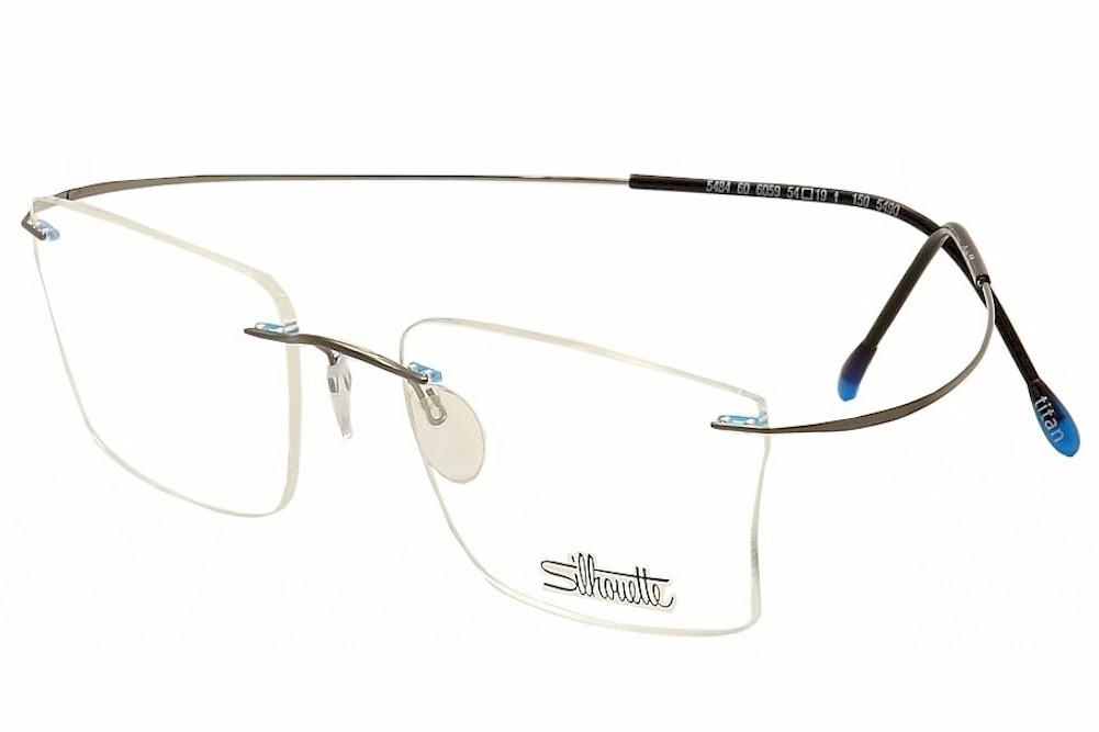 efe23ff9bde Silhouette Eyeglasses Titan Minimal Art Pulse Chassis 5490 6059 ...