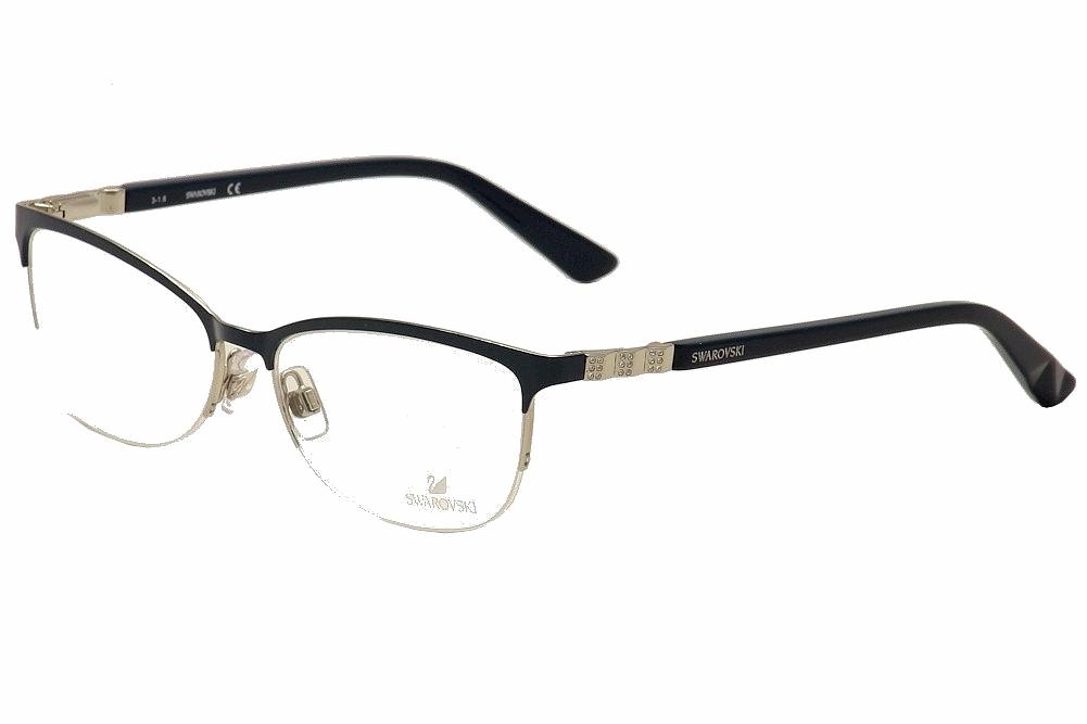 Details about Daniel Swarovski Eyeglasses Good SW5169 SW/5169 096 Green  Optical Frame 54mm