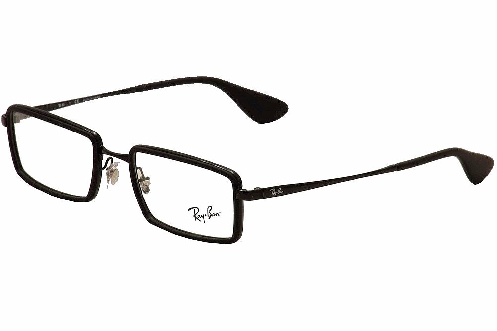 cff71deb0b9 Ray Ban Men S Black Eyeglasses On Models Pictures « Heritage Malta