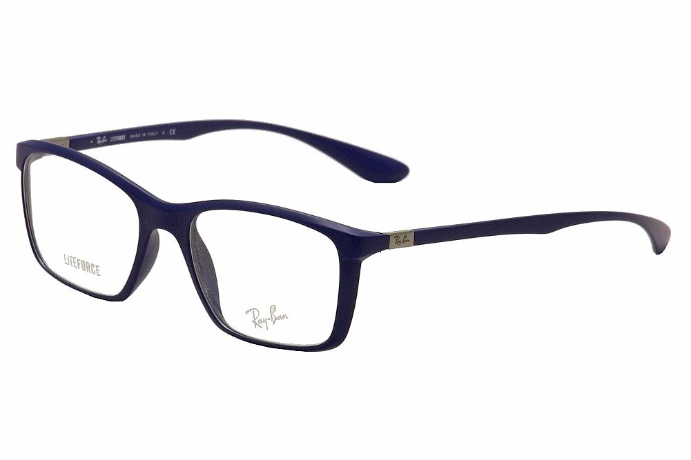 747ed9ed70f2 Ray Ban Eyeglasses RB7036 RB 7036 5439 Blue RayBan Full Rim Optical ...