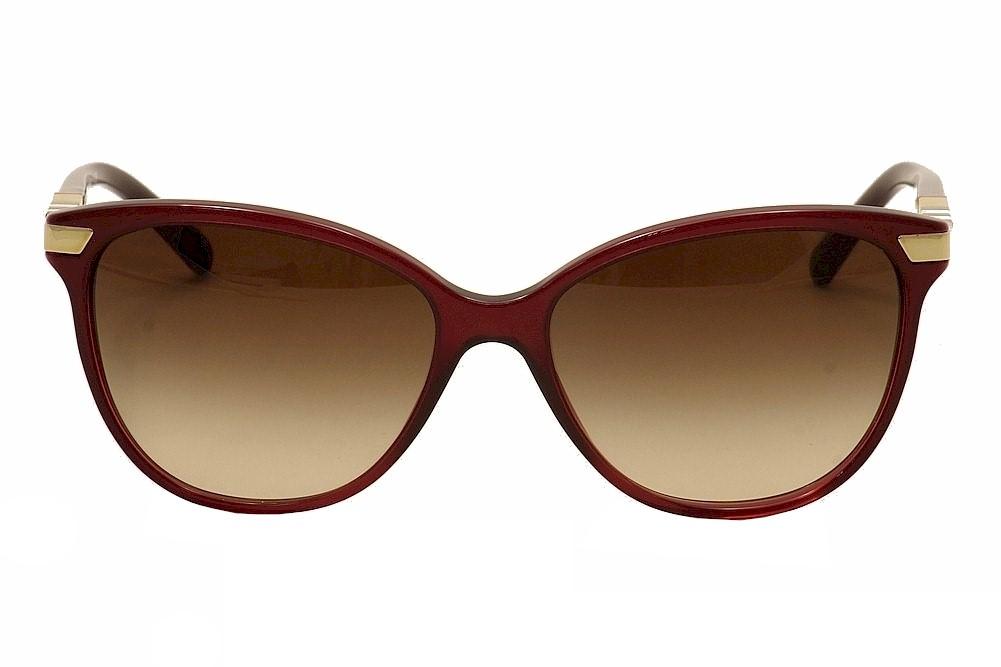417dc64c530 5 of 7 Burberry B4216 B 4216 3014 13 Bordeaux Gold Fashion Cat Eye  Sunglasses 57mm