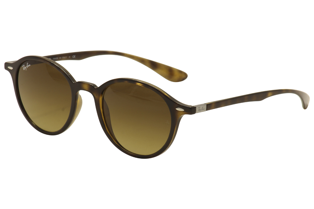 0b878c43975 Ray Ban RB4237 RB 4237 710 85 Havana Silver RayBan Sunglasses 50mm ...
