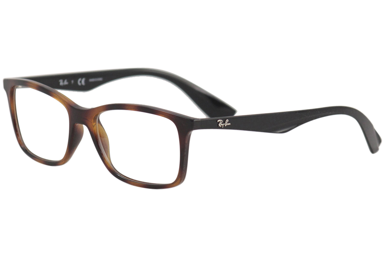 be2ca2c02b8 Ray Ban Eyeglasses RB7047 RX 7047 5847 Red Havana RayBan Optical ...