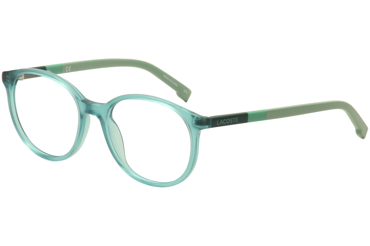 8aa16d27147a Lacoste Kids Youth Eyeglasses L3619 L 3619 444 Aqua Green Optical ...