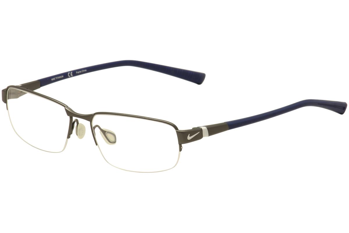 9d448b7fdd Nike Eyeglass Frames Men