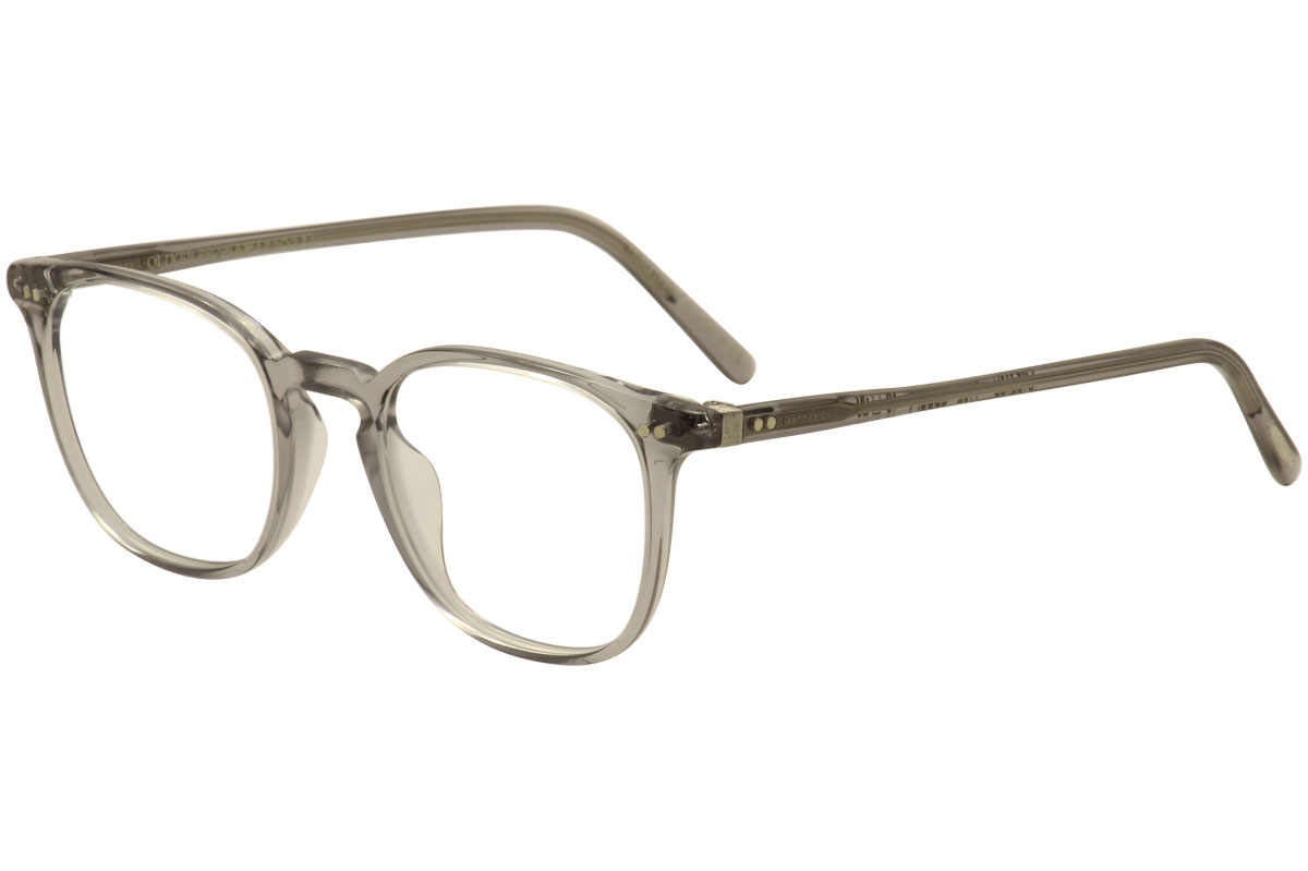 46cb52e58f6c1 Oliver Peoples OV5345U OV 5345 U Ebsen 1132 Grey Crystal Optical ...