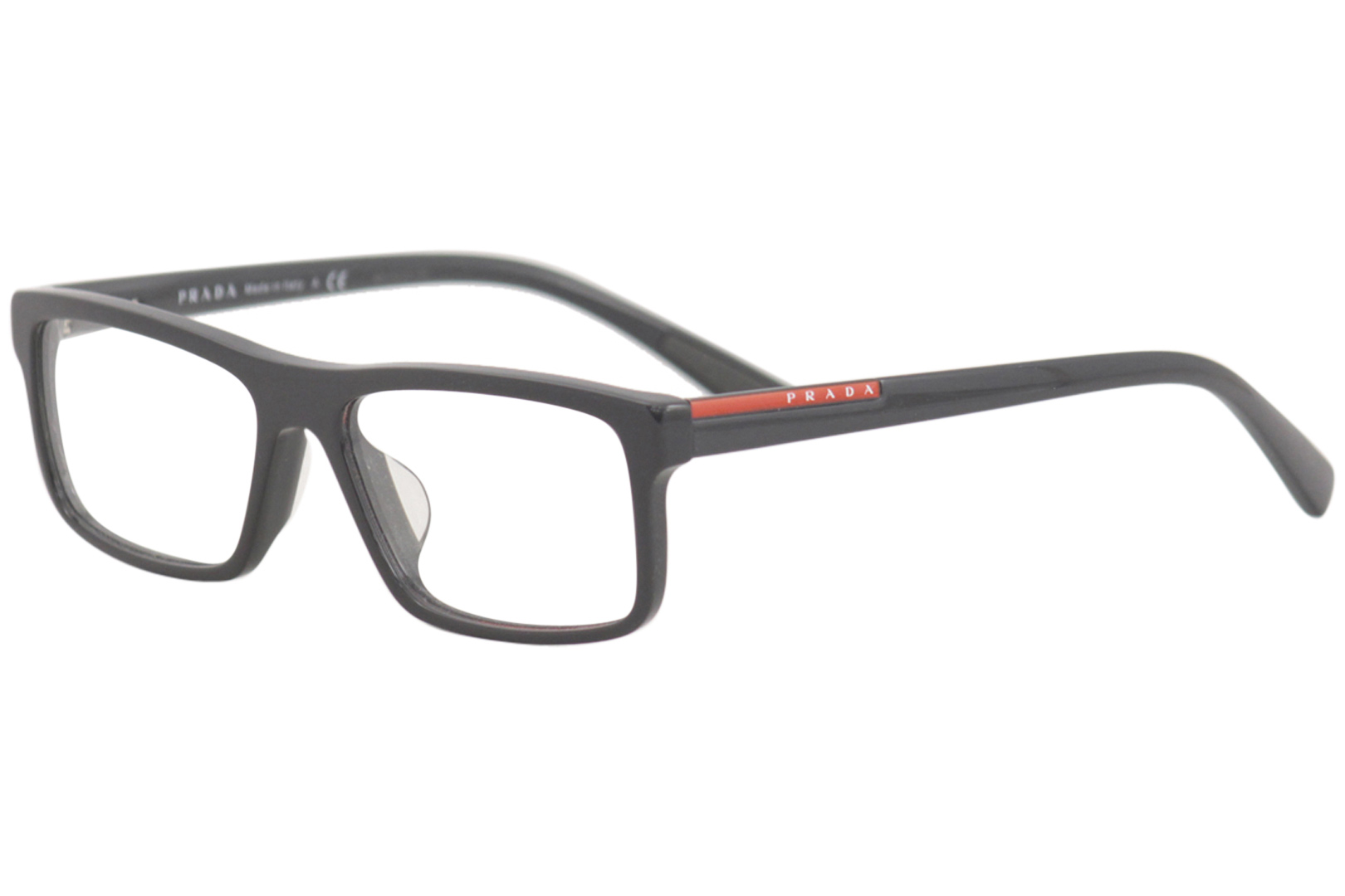 Linea Rossa Optical Vps04gf Grey Prada Ub11o1 Eyeglasses P8qfAAw
