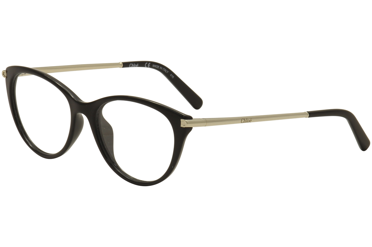 43ac6eda474 Chloe Women s Eyeglasses CE2673 CE 2673 001 Black Full Rim Optical ...