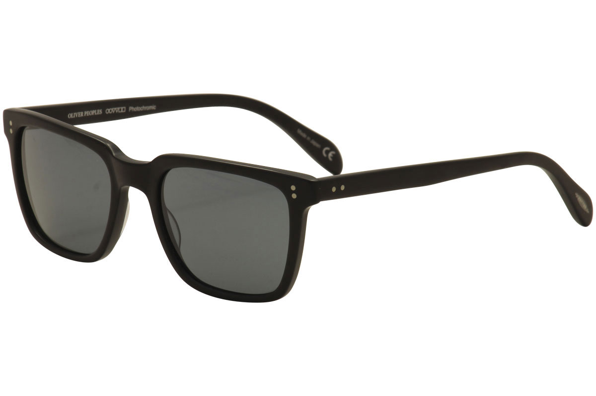 3595b37ad65 Oliver Peoples OV5031S OV 5031 S 1204 R8 Matte Black Polarized ...