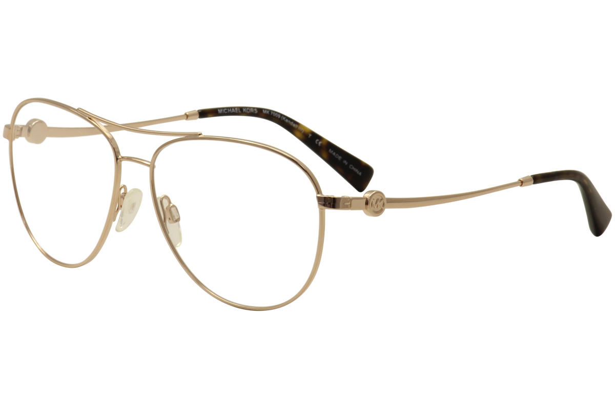 Michael Kors Eyeglasses Kendall III MK/7009 1026 Rose Gold Optical ...