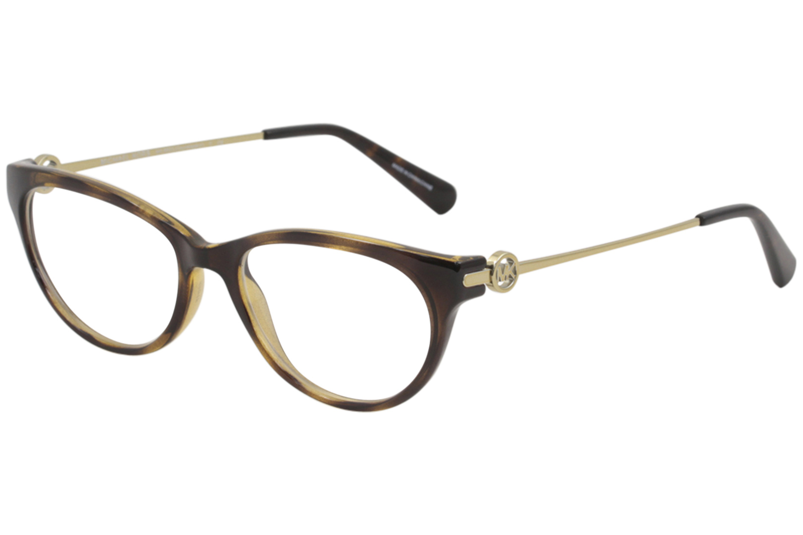 Michael Kors Eyeglasses Courmayeur MK8003 8003 3006 Tortoise Optical ... ca7b623cc4