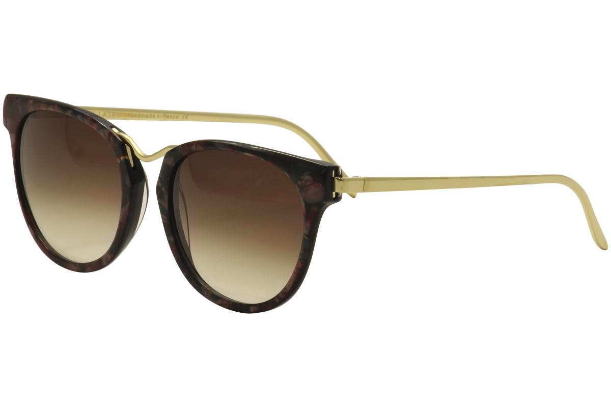20450ab1d65 Thierry Lasry Women s Gummy V703 Burgundy Multi Gold Fashion ...