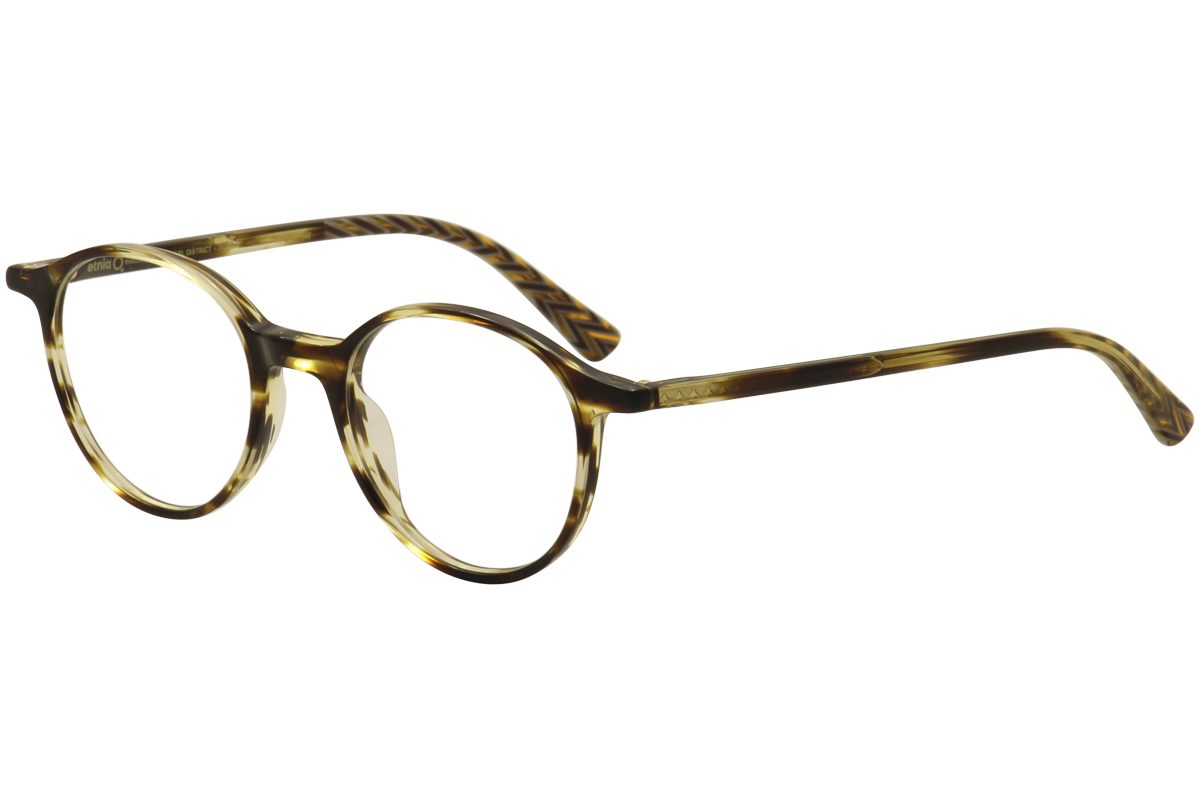 311b95eadd Etnia Barcelona Women s Eyeglasses Pearl District HVBR Havana ...