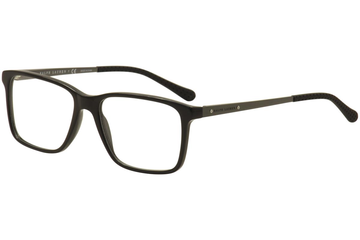 33e4506b983 Ralph Lauren Men s Eyeglasses RL6133 6133 5001 Black Full Rim ...