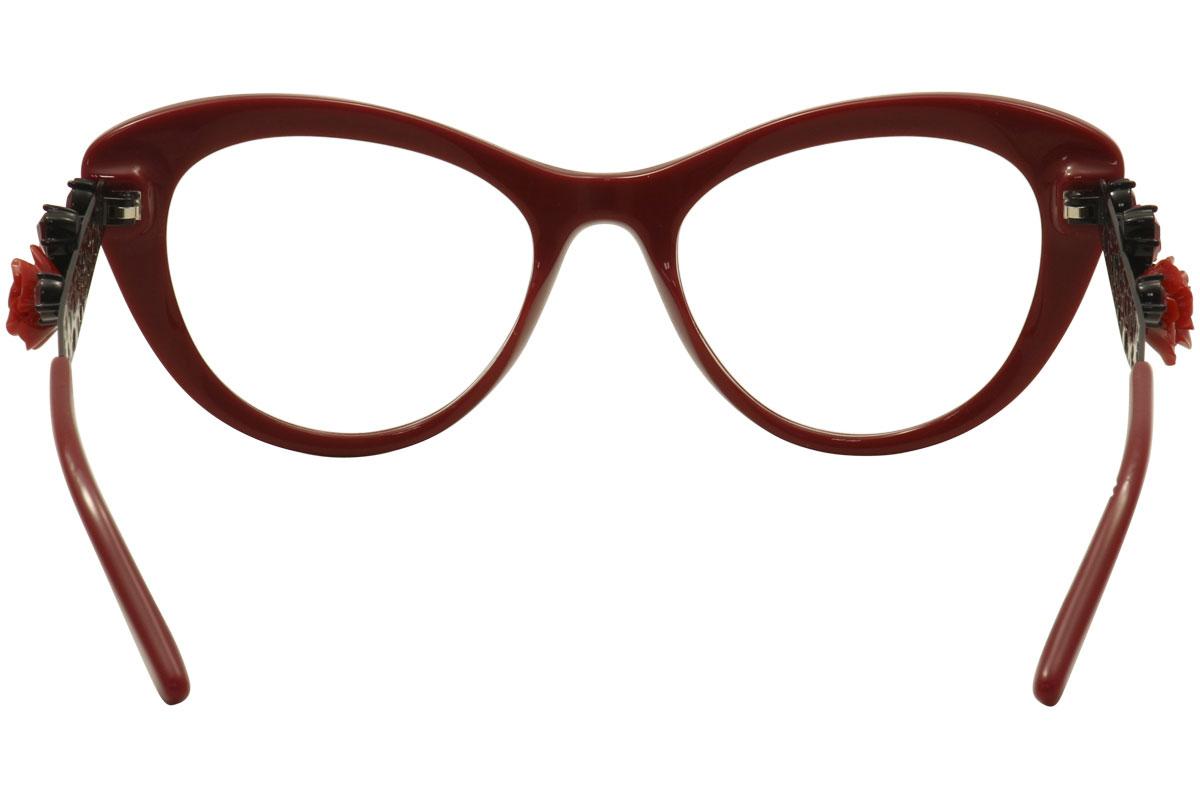 fc8f52b2ad9 Dolce And Gabbana Glasses Frames Ebay