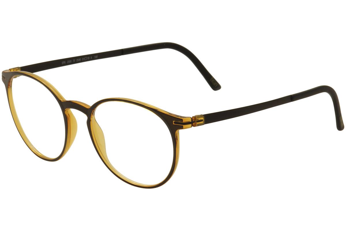 629307cda2ef Silhouette Eyeglasses Titan Accent Fullrim 2906 2540 Optical Frame ...