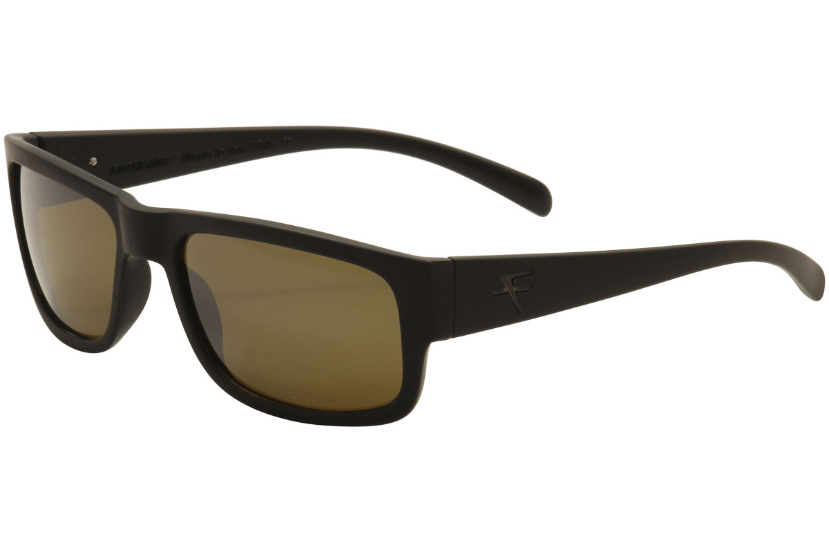 f1bd5c7bbd Fatheadz Men s Modello FHV031 FHV 031 1BR Matte Black Fashion ...