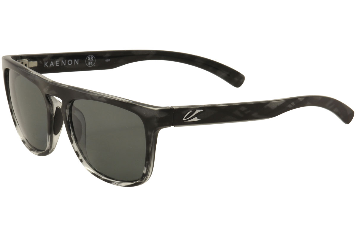 8c16e05e96 Kaenon Men s Leadbetter 037GYWENK G12 Grey Weave Polarized ...