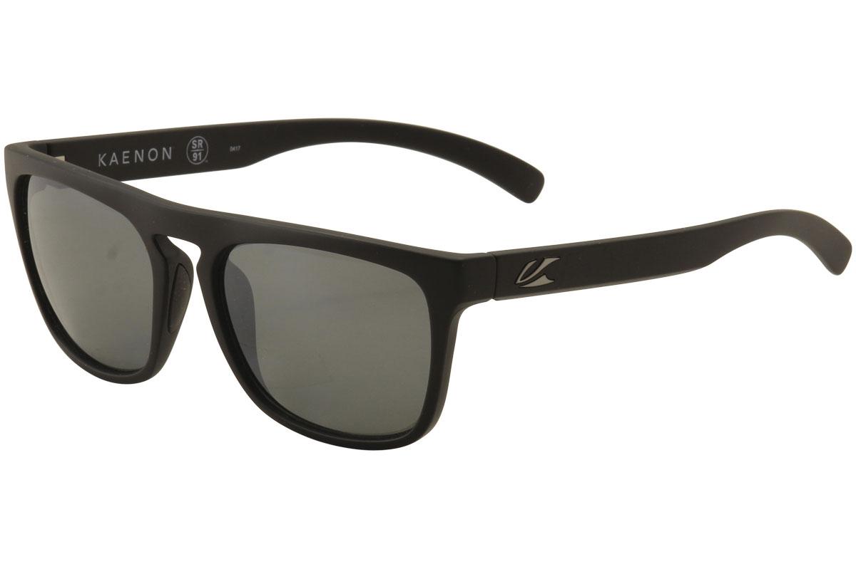 Kaenon Polarized Montecito 034 05 Matte Tort Fade B12M Sunglasses 55mm