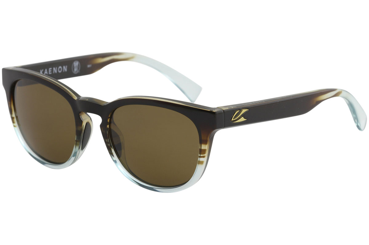 a59e5ddf27 Kaenon Strand 038WFWFGL B120 Waterfall Gold Polarized Fashion ...
