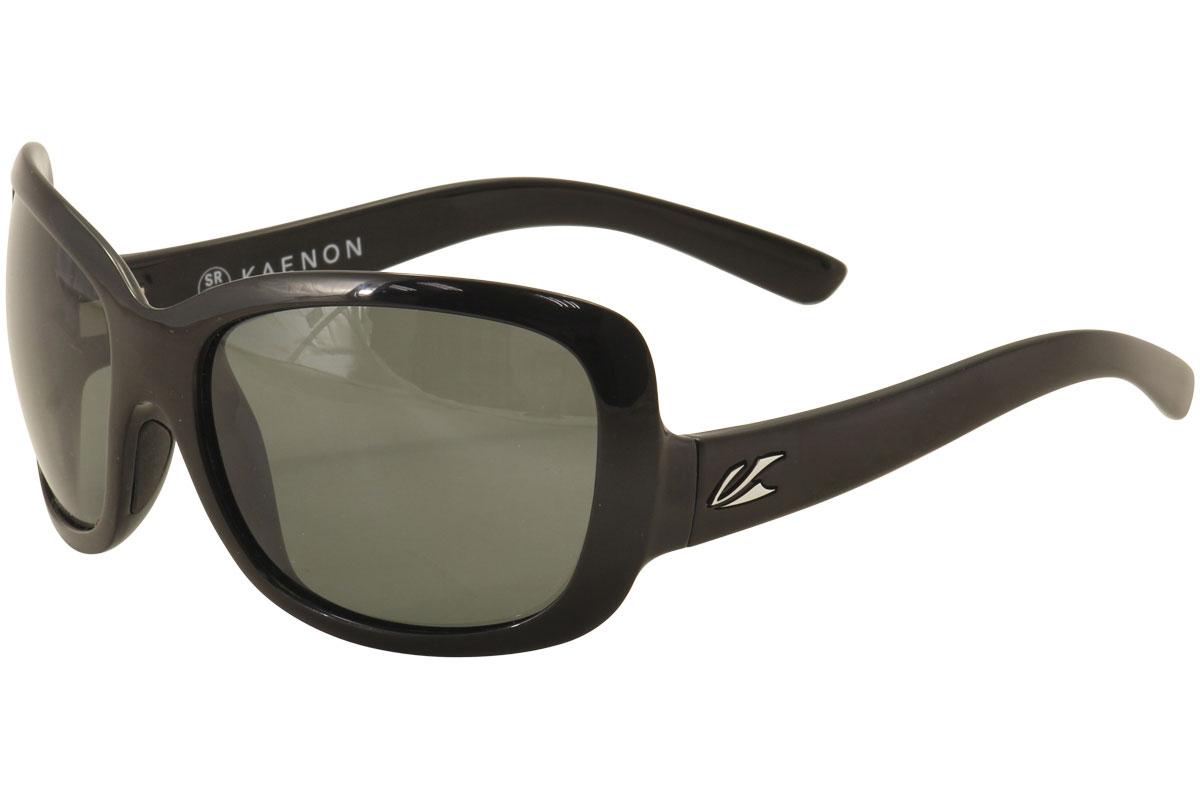 502ad5cfab4 Kaenon Women s Avila 221BKBKNK G120 Black Polarized Fashion ...