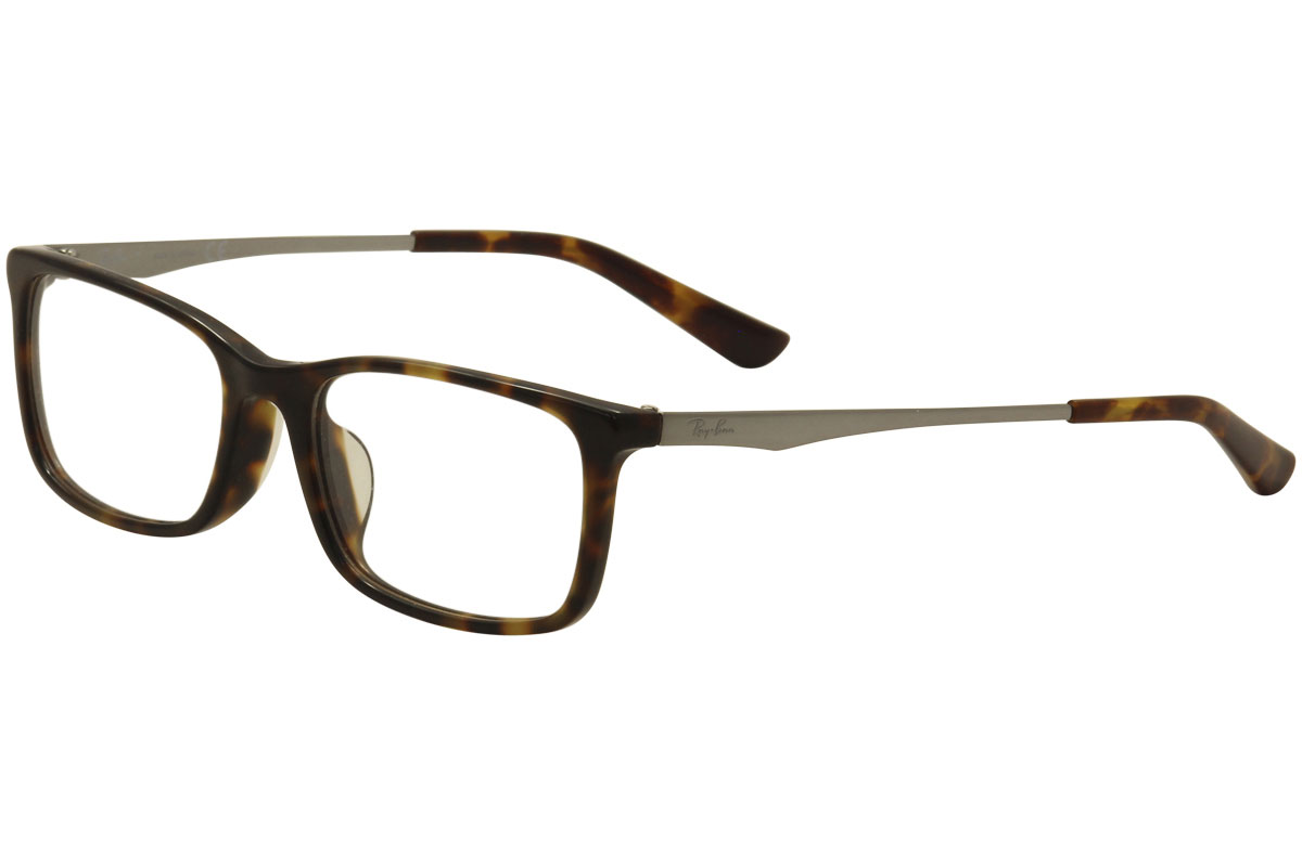 2a9254aaab Ray Ban Men s Eyeglasses RB5312D RB 5312 D 5248 Havana Silver ...