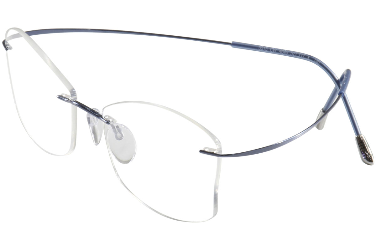 8183bbc73af Silhouette Eyeglasses TMA Must Collection Chassis 5515 4640 Optical ...
