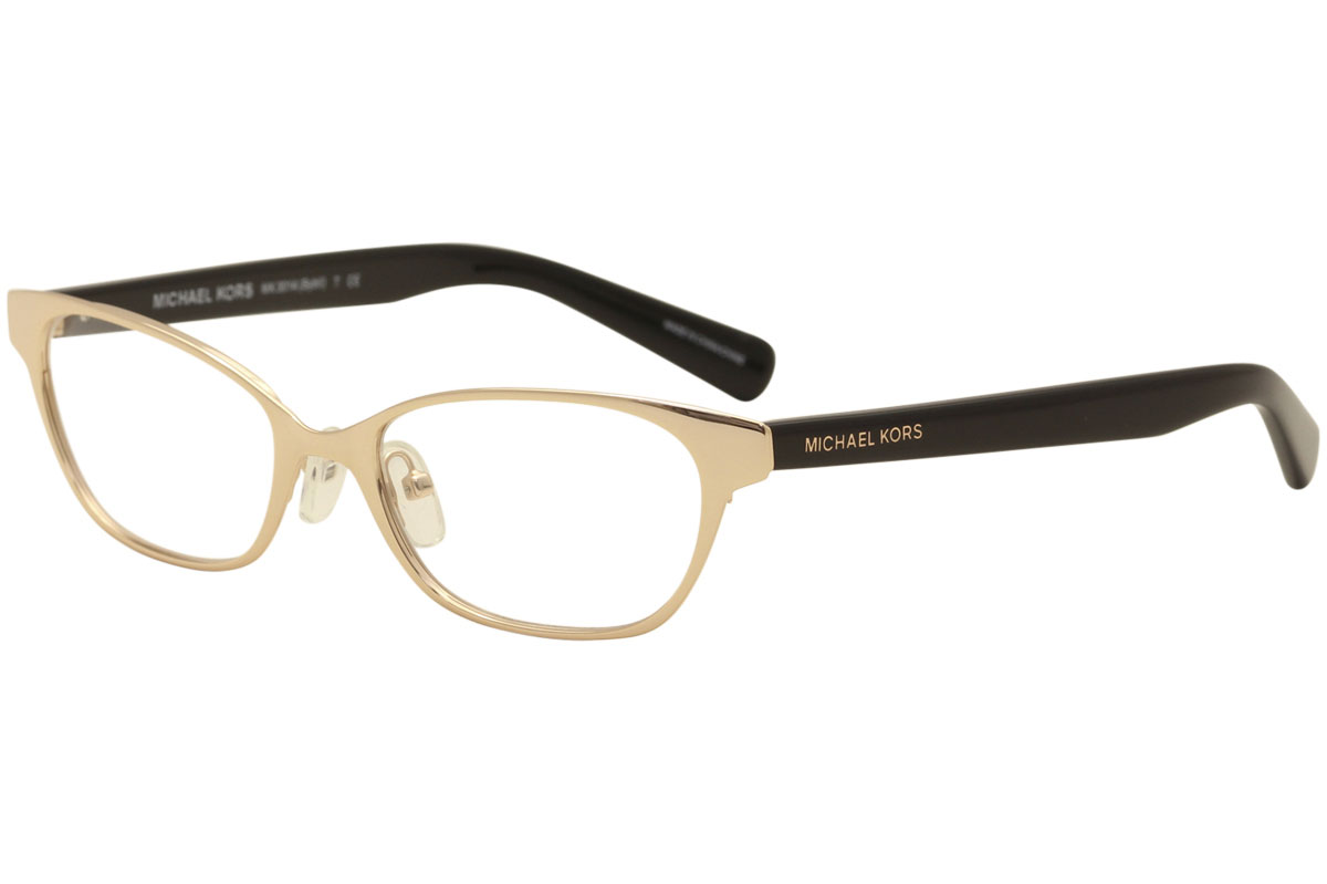 Michael Kors Eyeglasses Sybil MK3014 MK/3014 1152 Rose Gold Optical ...
