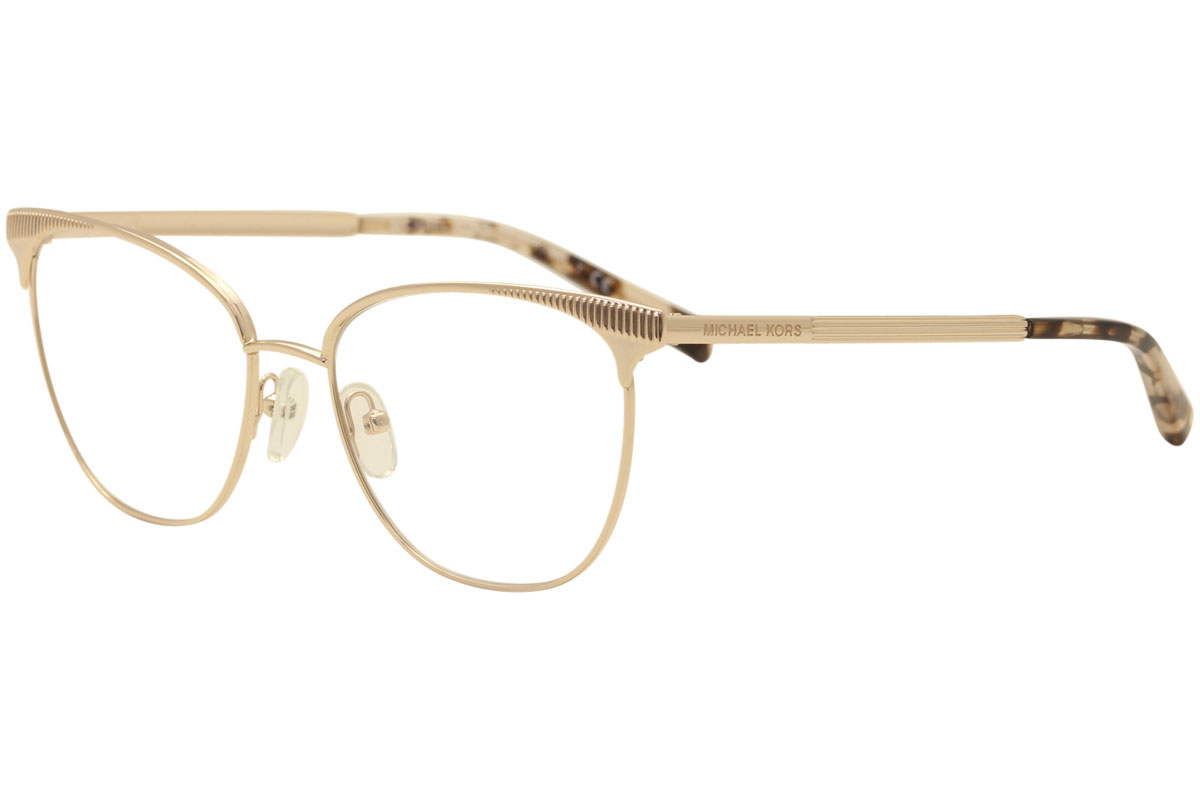 Michael Kors Eyeglasses Nao MK3018 MK 3018 1194 Rose Gold Optical ... 0184393695