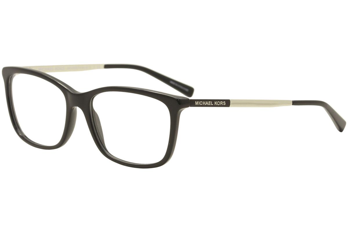 b1a424bfccb9 Michael Kors Eyeglasses Vivianna II MK4030 MK/4030 3163 Black ...