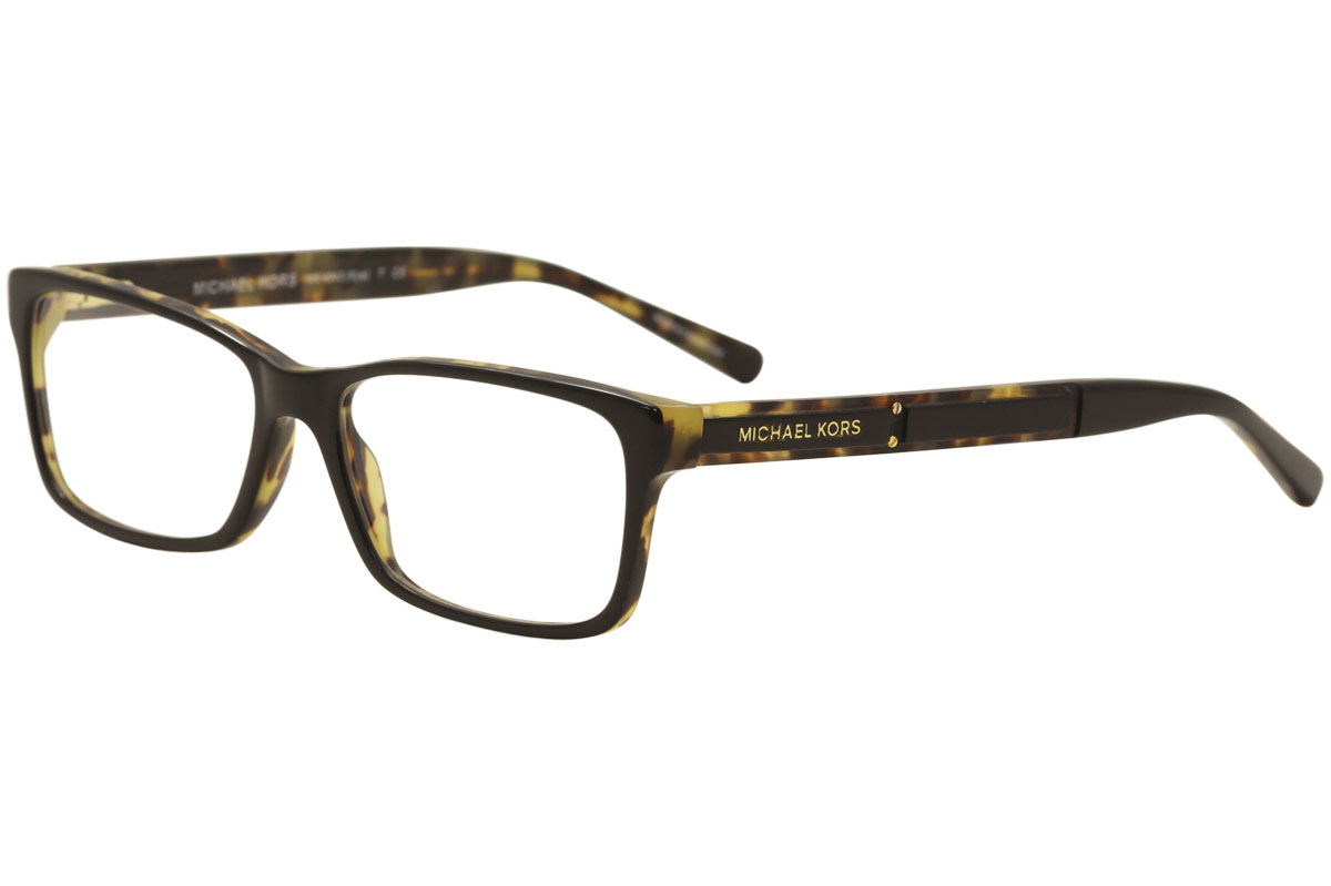 Michael Kors Eyeglasses Kya MK4043 MK/4043 3255 Black/Tort Optical ...