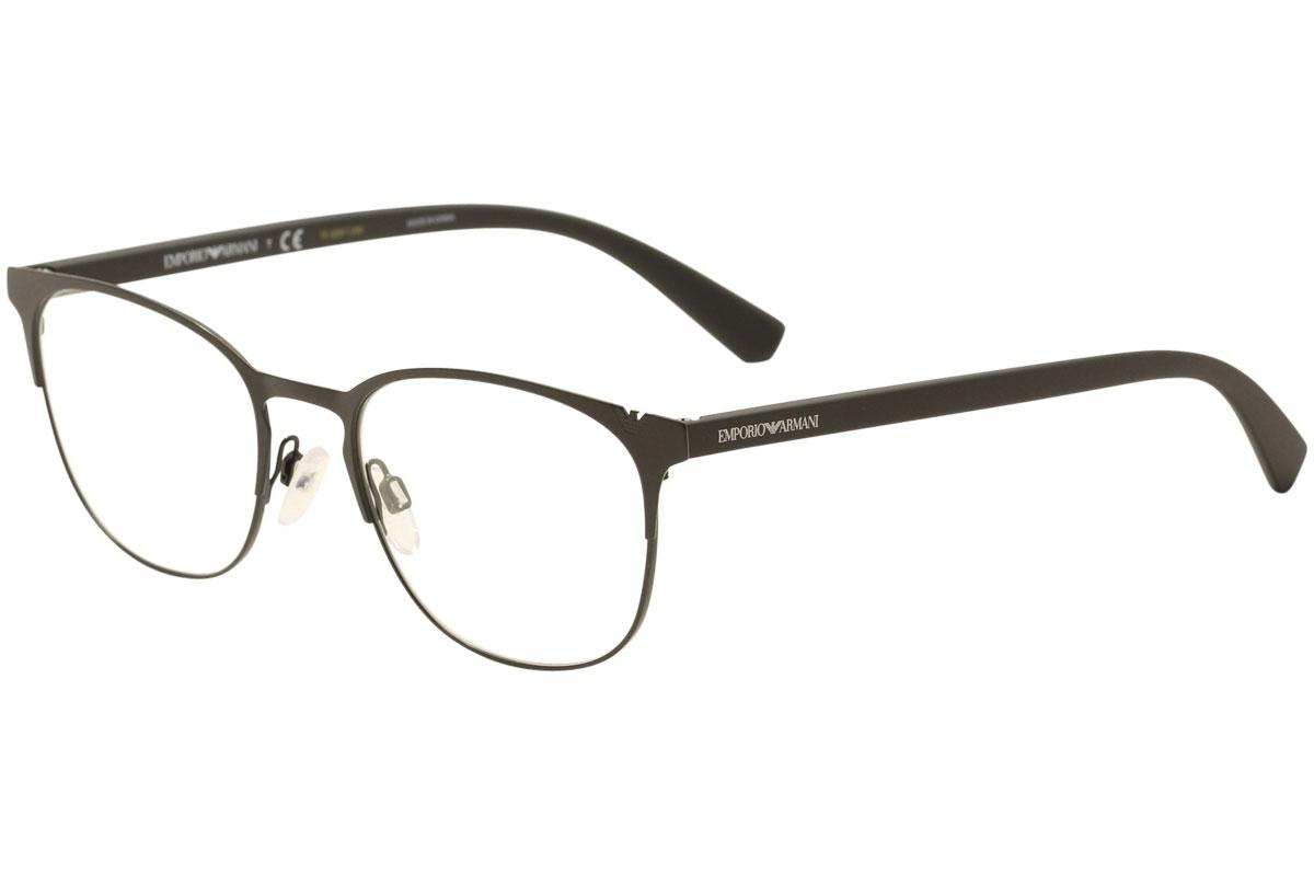 e53a04bd069 Emporio Armani Eyeglasses EA1059 EA 1059 3001 Mt Black Black Optical ...