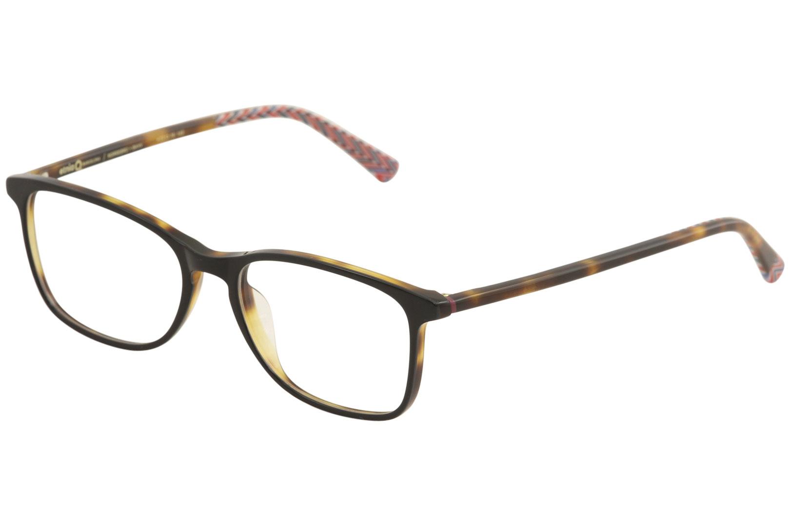 Etnia Barcelona Women s Eyeglasses Norrebro BKHV Black Havana ... 694b4500f9ac