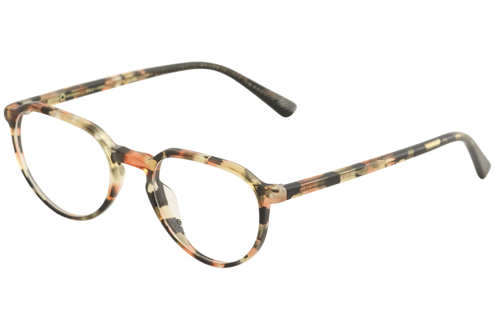 3944bd4a06 Details about Etnia Barcelona Women s Eyeglasses Isola HVBK Havana Black  Optical Frame 47mm