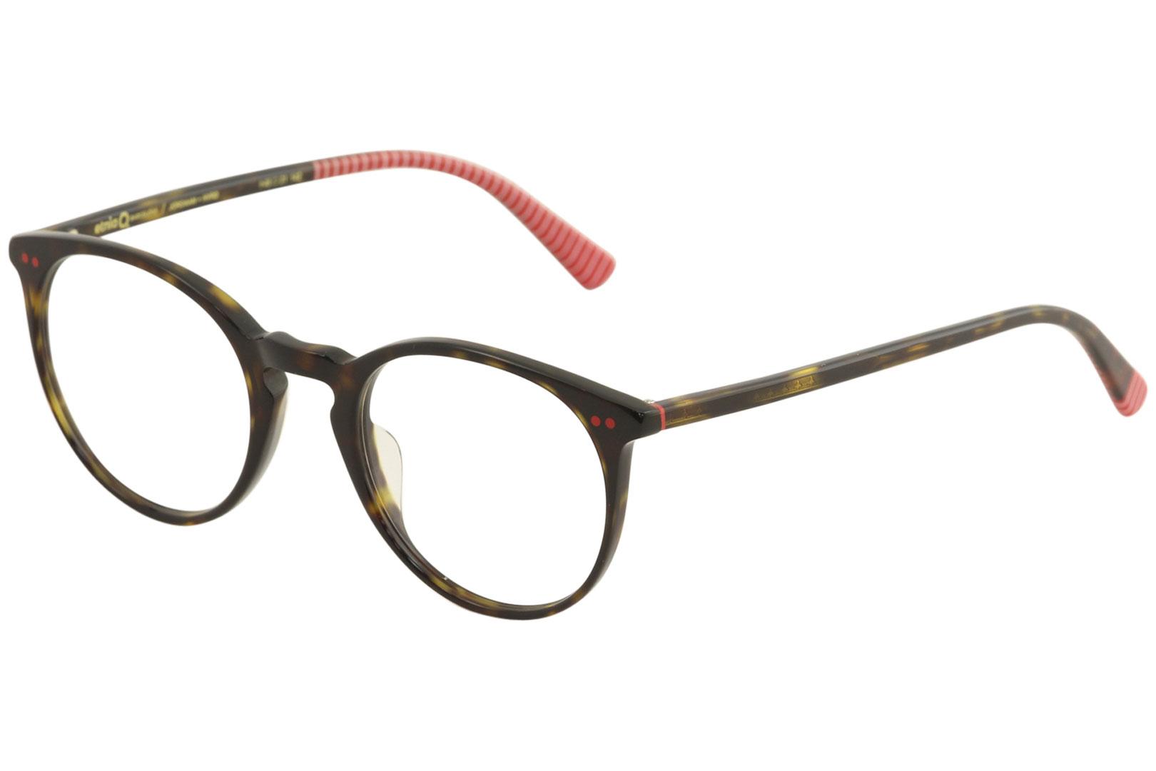 0b4cab9907 Etnia Barcelona Women s Eyeglasses Jordaan HVRD Havana Red Optical ...