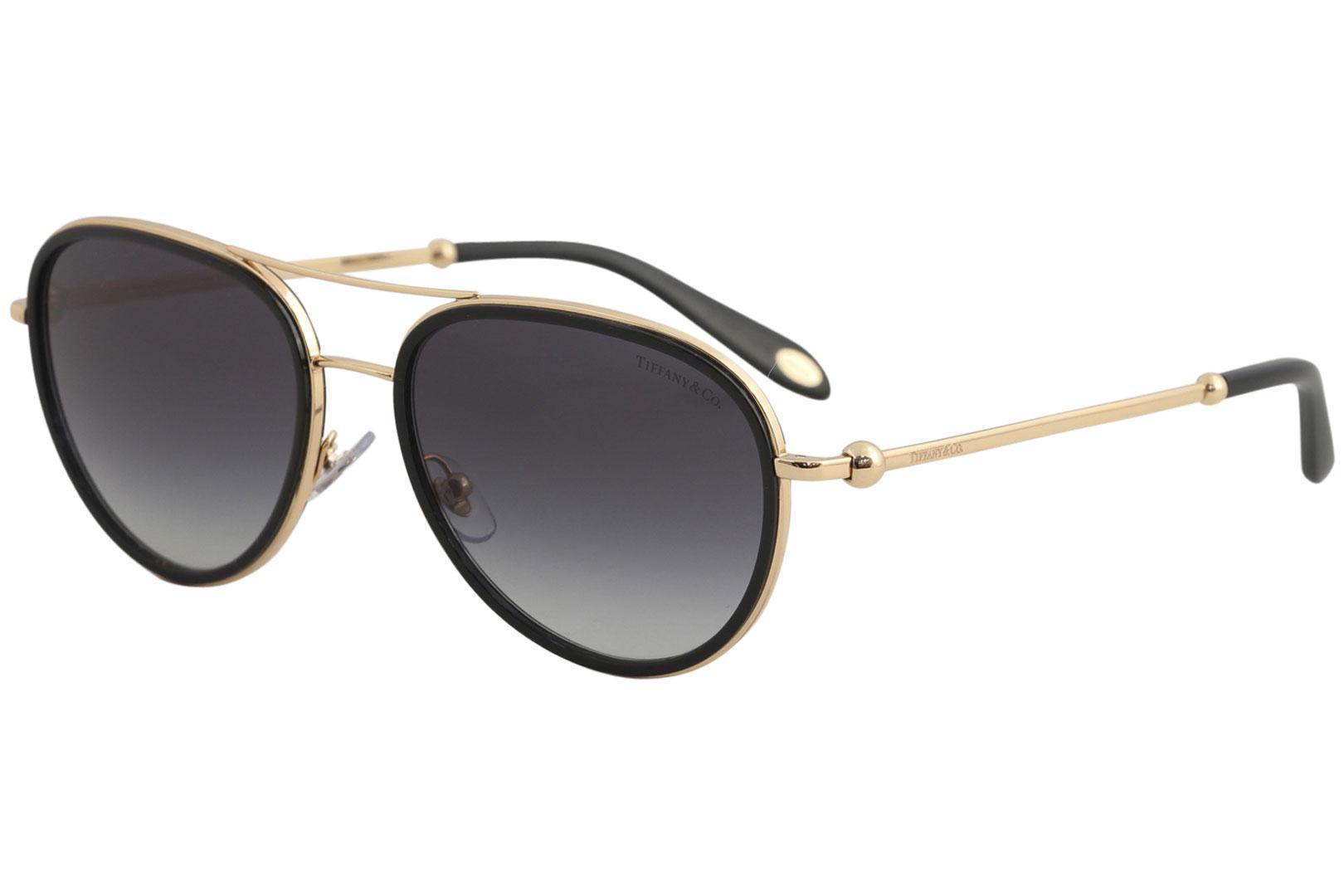 836cfb0e55355 Tiffany   Co. TF3059 TF 3059 6105 3C Black Rose Gold Pilot ...