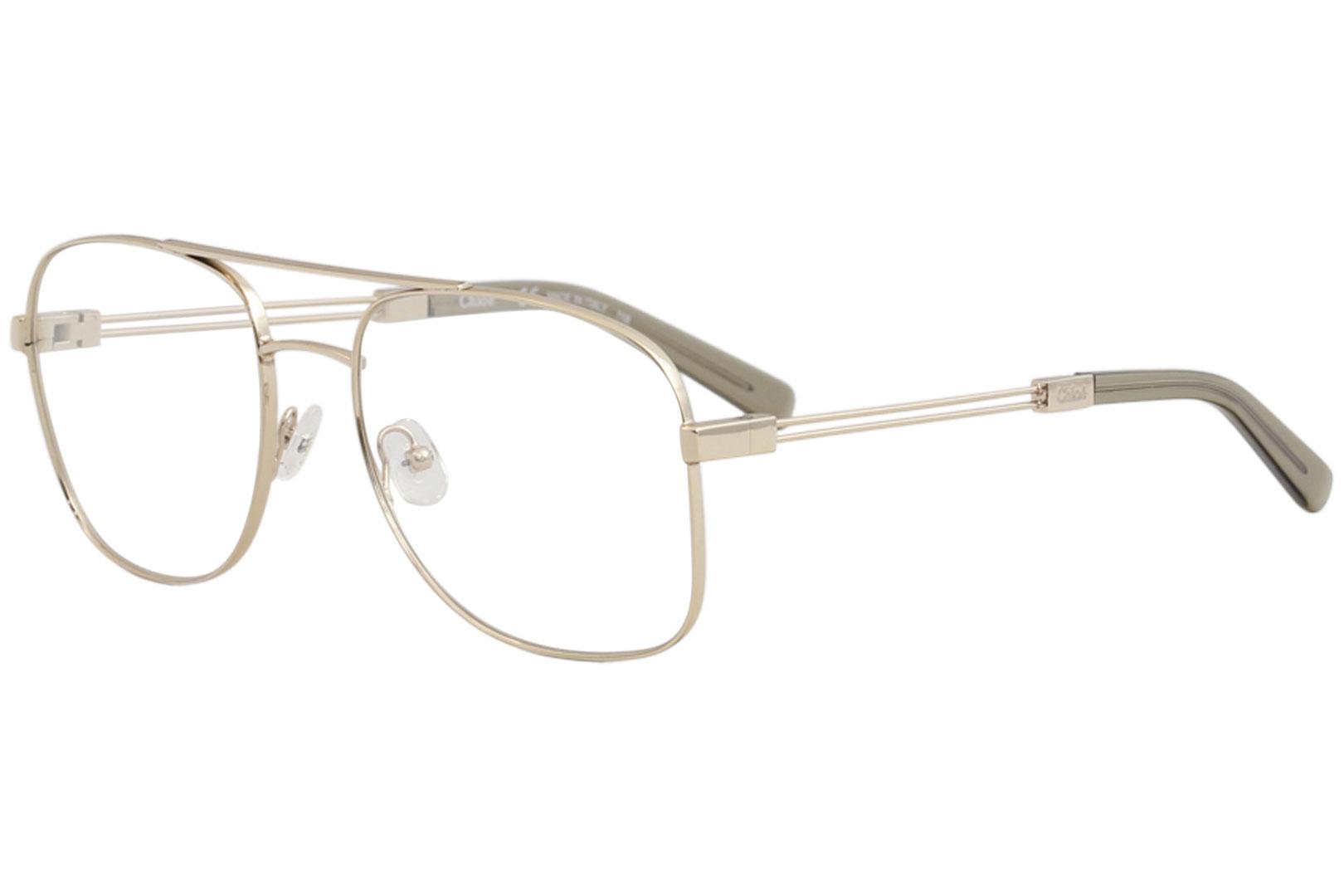 e1d474f9cce Chloe Eyeglasses CE2133 CE 2133 788 Rose Gold Turtledove Optical ...