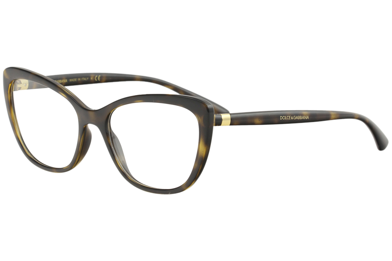 Dolce   Gabbana Eyeglasses D G DG5039 DG 5039 502 Havana Optical ... 656b0ba7d2