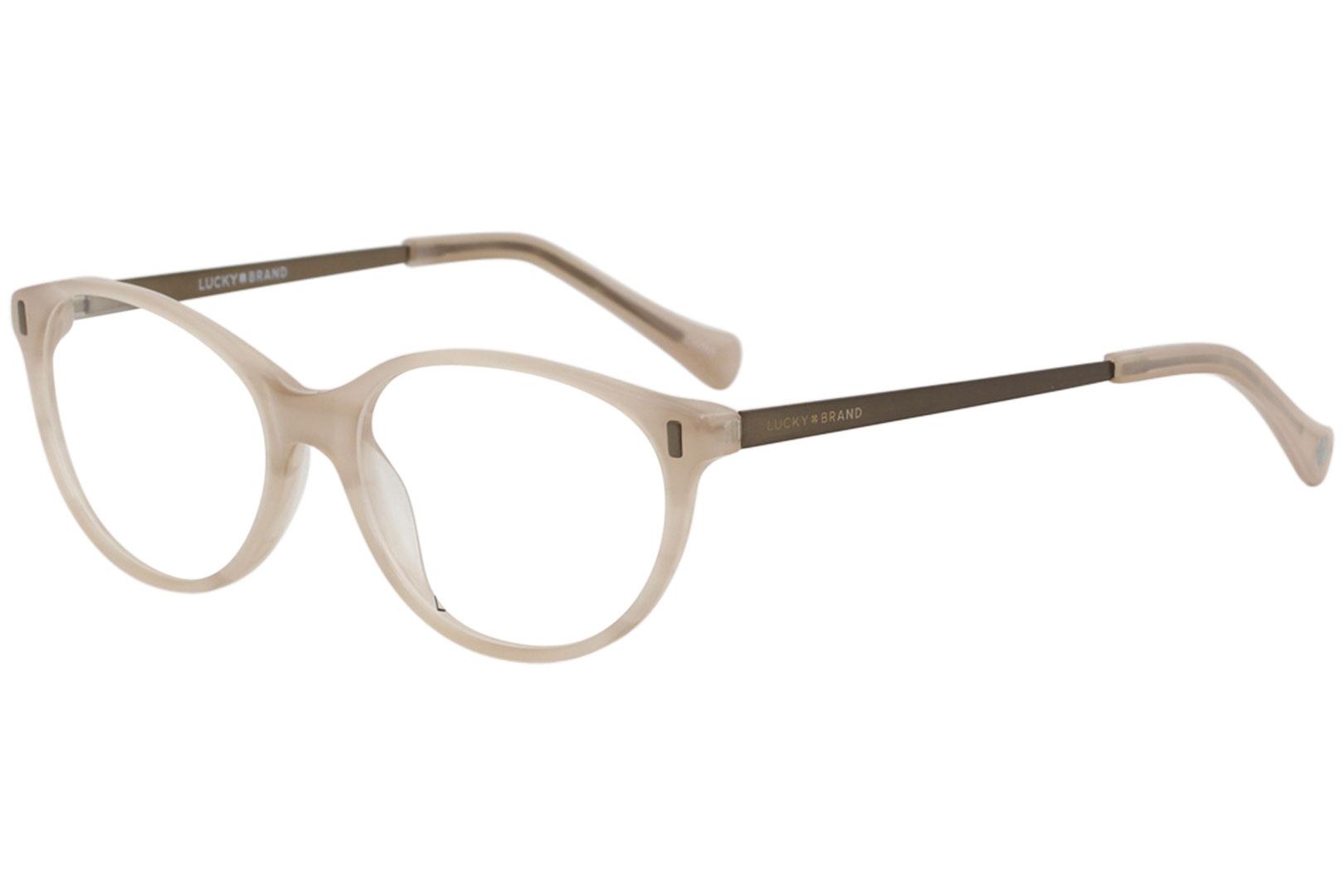 2f3c3c5f4248 Lucky Brand Women s Eyeglasses D211 D 211 Pink Full Rim Optical ...