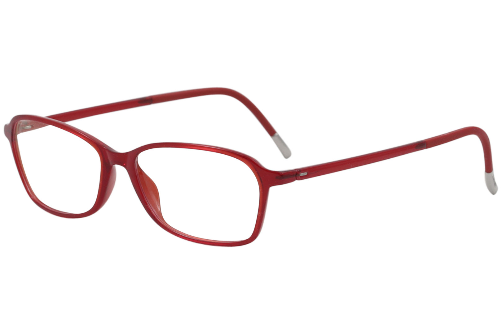 Silhouette-Women-039-s-Eyeglasses-SPX-Illusion-1583-